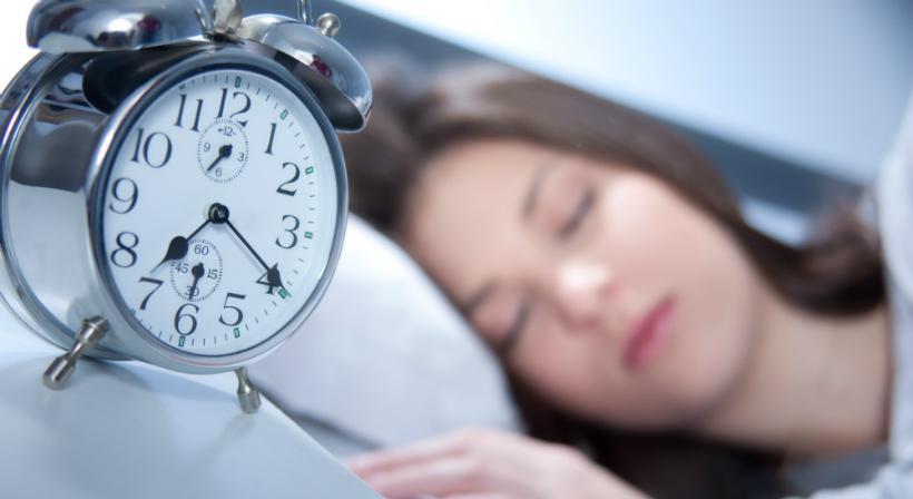 Jeder Mensch hat seinen Schlafrhthmus
