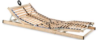 Elektrischer Lattenrost Betten-ABC Max1 Elektro mit Kopf- & Fußteilverstellung, Funkfernbedienung
