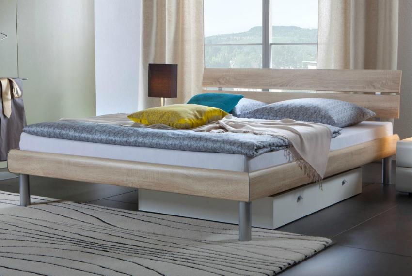 Hasena Soft-Line Bett in verschiedenen Farben