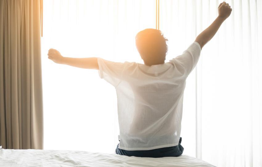 Erholsamer Schlaf mit dem richtigen Bettzubehör
