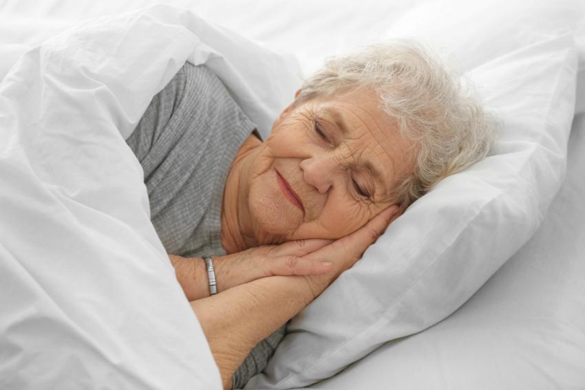 Der Schlaftyp verändert sich im Laufe des Lebens