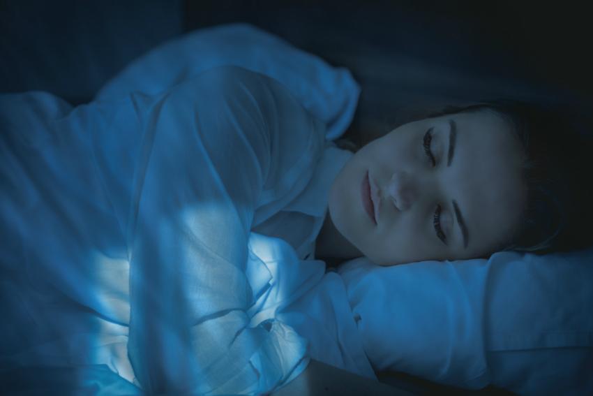 Sensetiver oder tiefer Schlaftyp?