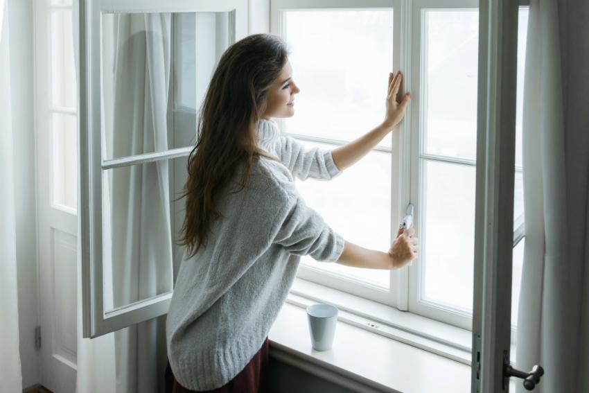 Fenster offen: ja oder nein?