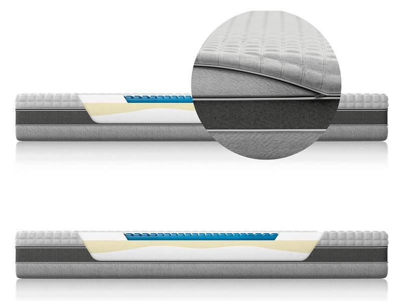 technogel-matratze-estasi-mit-gel-auflage-soft-25-cm-gesamthoehe-ergonomisches-design