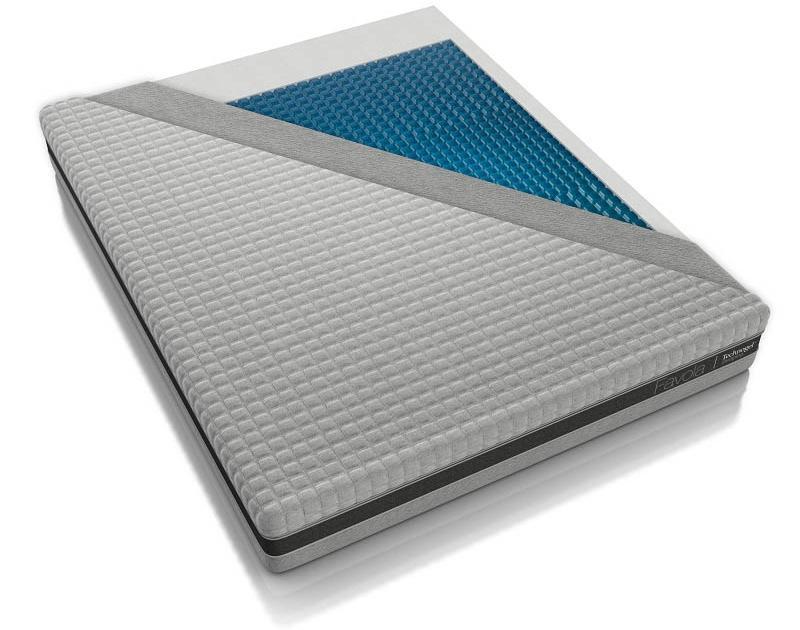 technogel-matratze-favola-mit-gel-auflage-fest-25-cm-gesamthoehe-ergonomisches-design