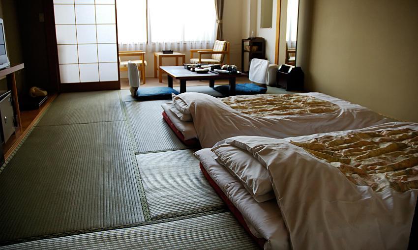 Japanische Futon Betten
