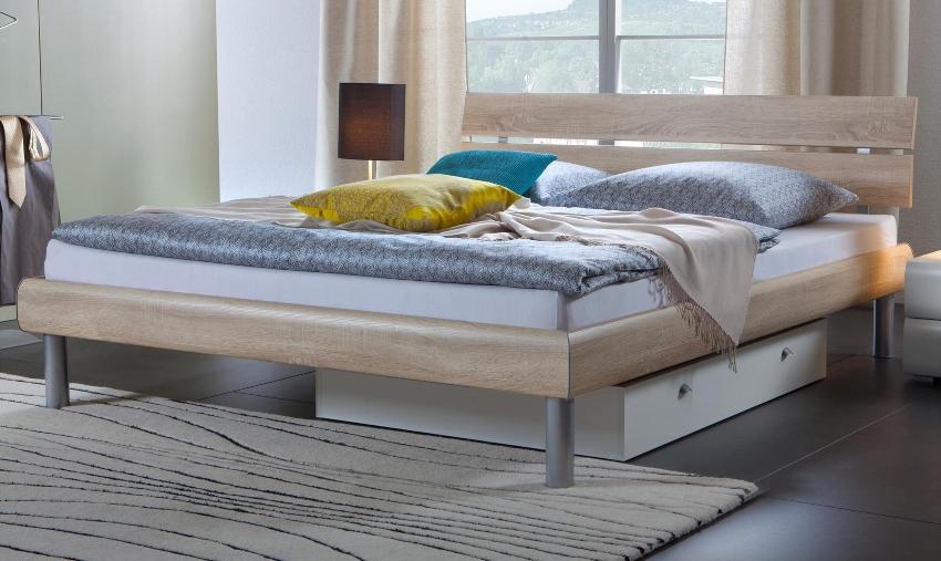Doppelbett Soft-Line der Marke Hasena