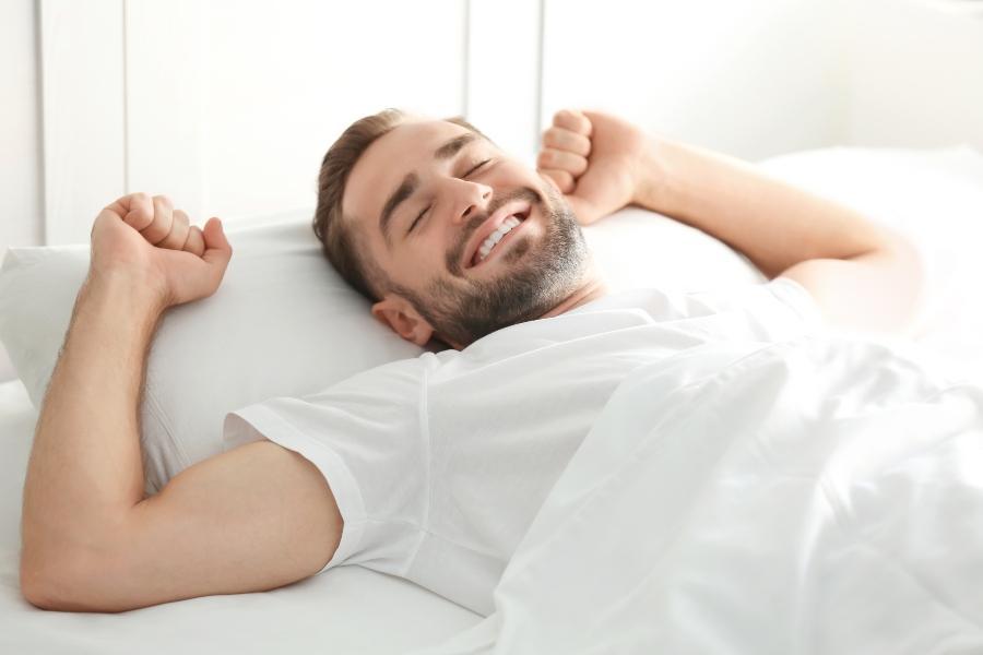 Gesund schlafen durch die ideale Dauer