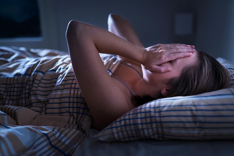 Stoerung der Schlafphasen