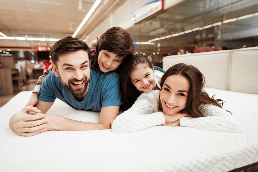 schaumstoffmatratzen-familie