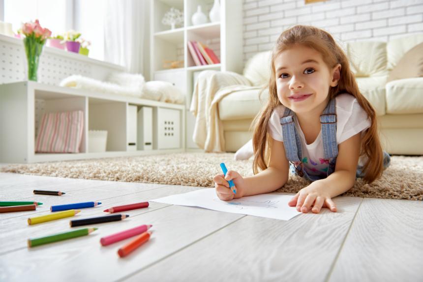 Möbel im Kinderzimmer sollten schon etwas aushalten können