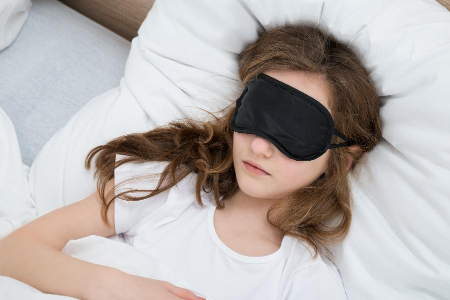 kinder-schlafbrille