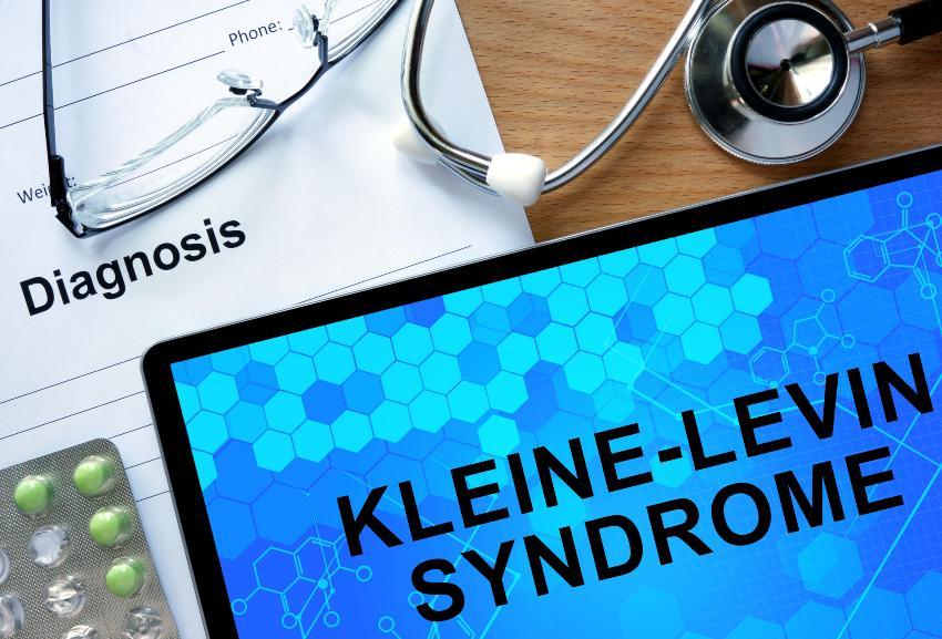 Symbolbid Diagnose des Kleine-Levin-Syndroms