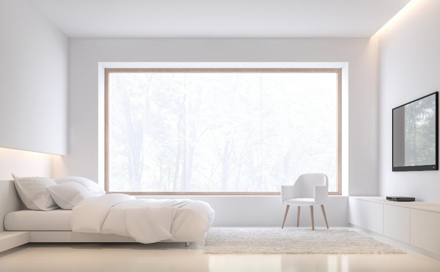 schlafzimmer-minimalismus