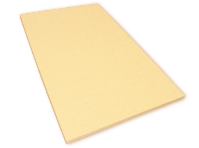 Viscoelastische Matratzenauflage 4 cm Visco Matratzen Auflage ohne Bezug matratzentopper