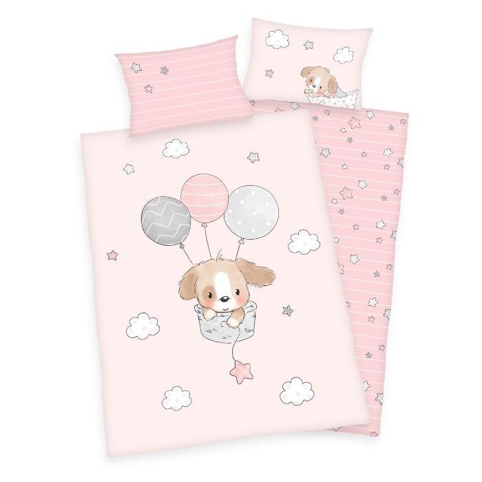 herding-baby-bio-bettwaesche-sweet-puppy-100-bio-baumwolle