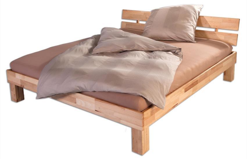 Bubema Juliane Massivholzbett Kernbuche mit Kopfteil, Tipps für den Bettenkauf
