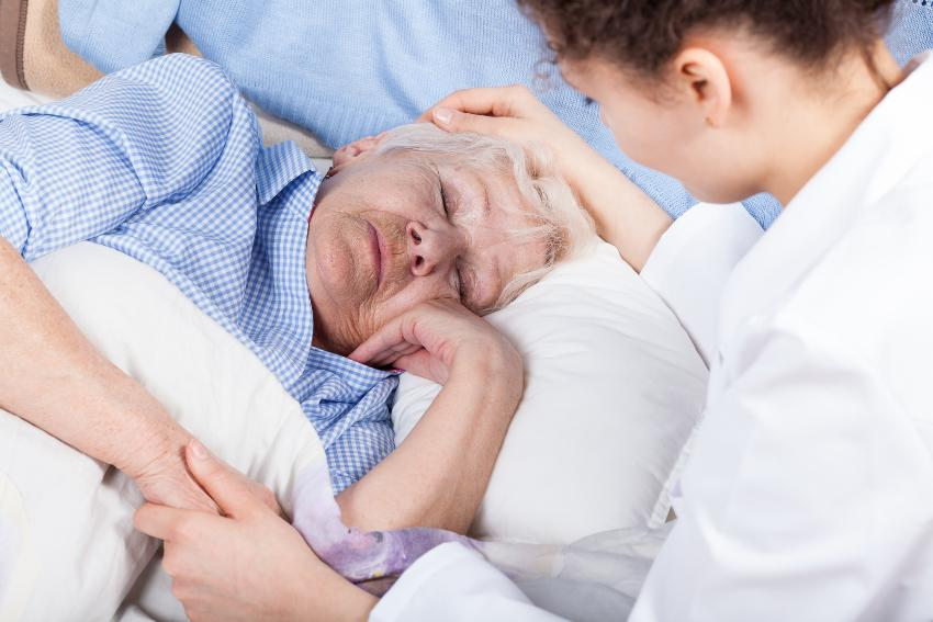 Schlafmotorik und gesunde Nachtruhe - wichtig um Druckgeschwüre zu vermeiden