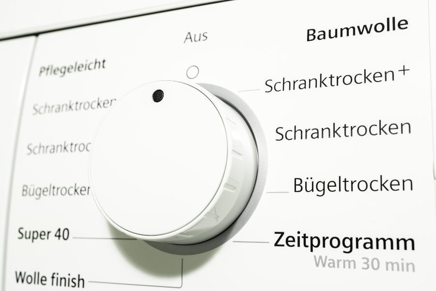 Waeschetrockner