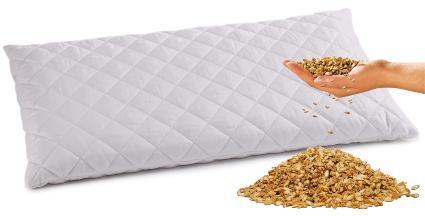 f.a.n. Medisan Sleep & Care Dinkelkissen, Füllung mit wertvollen Mineralien und Kieselsäure