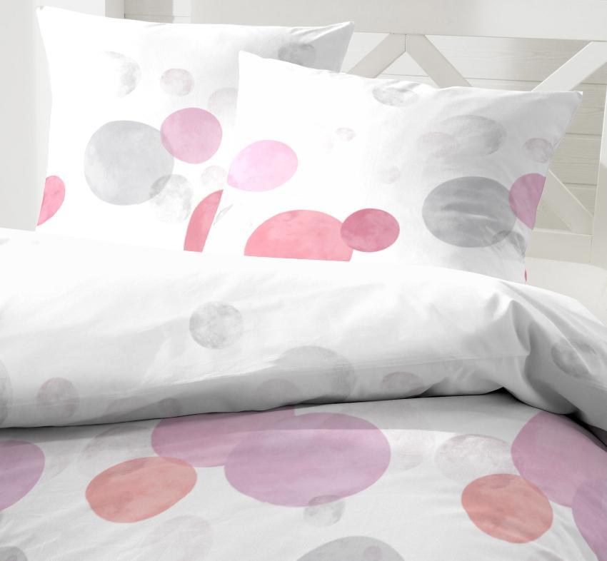 Primera- Renforcé-Bettwäsche 2-teilig, in verschiedenen Farben und Größen erhältlich