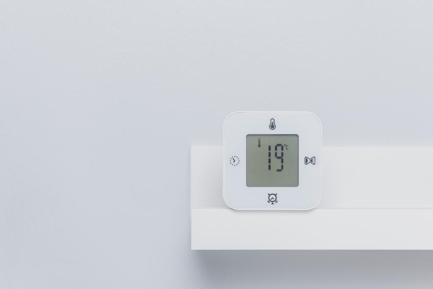 Raum-Thermometer für die ideale Schlaftemperatur
