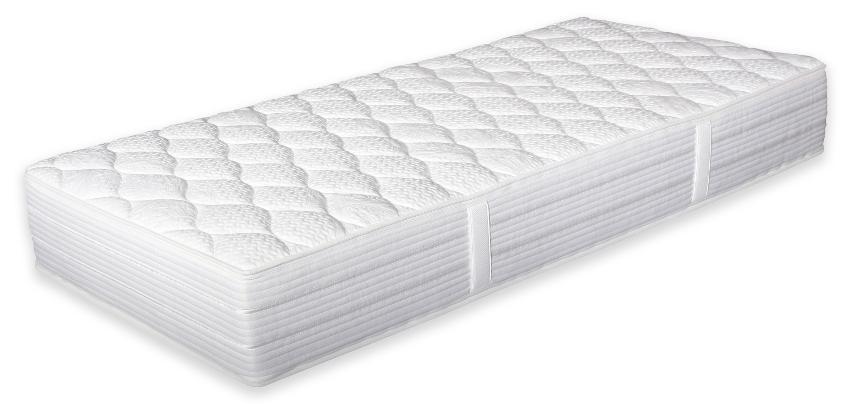 7-Zonen Doppel-Tonnen-Taschenfederkernmatratze Betten-ABC® | Gesamthöhe: ca. 28 cm