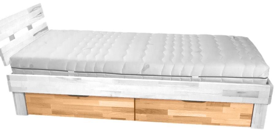 bubema-bettkastenset-juliane-kernbuche-massiv-mit-rollen-bestehend-aus-2-bettkaesten Ordnung im Schlafzimmer schaffen