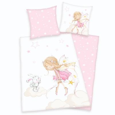 herding-little-fairy-bettwaesche-wendemotiv-100-baumwolle-135x200-80x80-cm-gute-kinderbettdecken