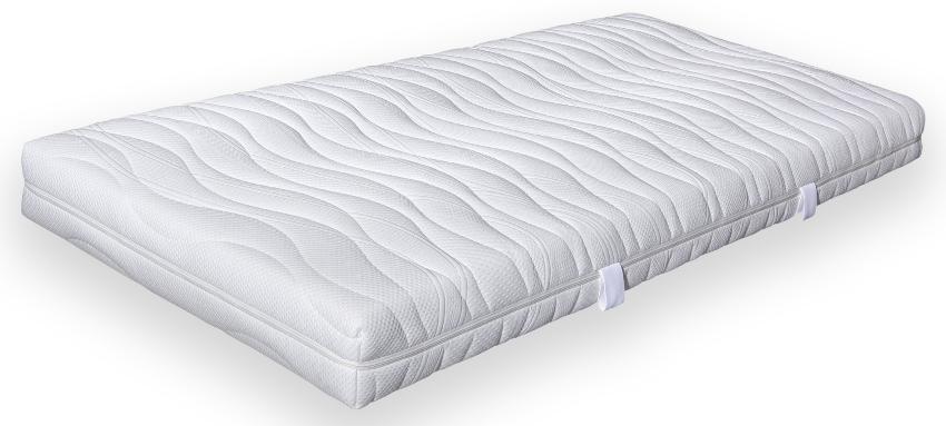 OrthoMatra KS 1.0 7-Zonen Kaltschaummatratze mit Waterpur®50-Kern I Viele Größen I Betten-ABC®