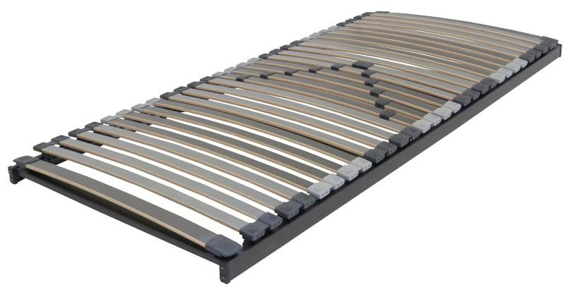 XXL-Komfort-Set: Matratze XXL-TFK, Größe 90 x 200cm Härtegrad H4 + Lattenrost Max1 XXL Punktelastizität bei Matratzen