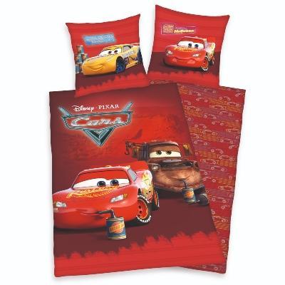 Herding CARS Bettwaesche Kinderschlaf