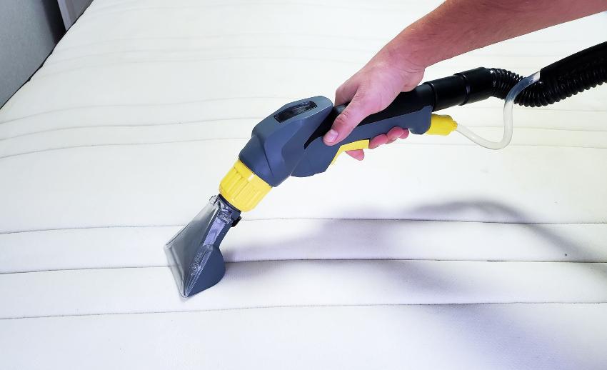 Dampfreiniger für Matratzen - Was tun, wenn die Matratze feucht ist?