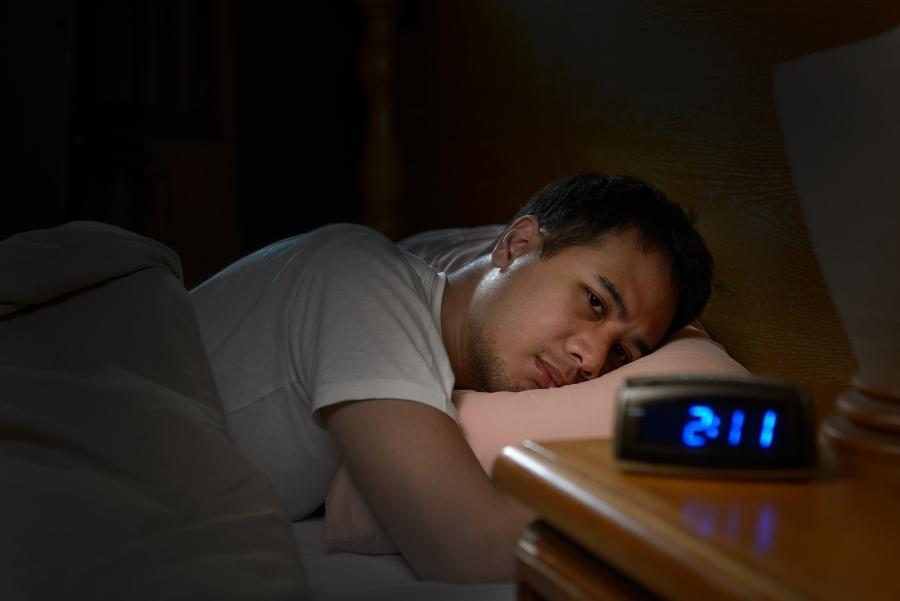 Schlaflosigkeit Folgen von Schlafmangel