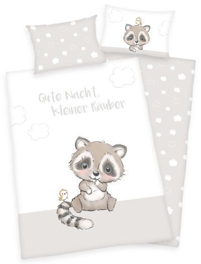 """Herding Baby BIO Bettwäsche """"Kleiner Räuber"""""""
