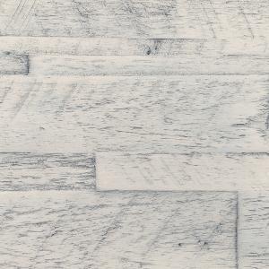 Hasena Bett Factory Line Bloc Rahmen im Loft-Stil massive Akazie mit Kopfteil und Fuessen Moebel aus Akazienholz