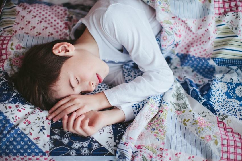 Ein Teenie braucht Schlaf