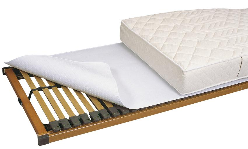 f.a.n. Noppen-Matratzenschoner als Auflage zwischen Lattenrost und Matratze Matratzenschutz