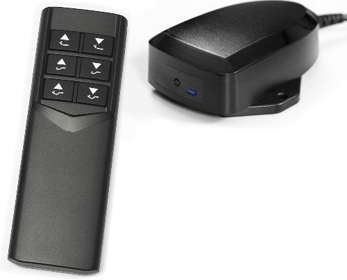 Betten-ABC Max-Premium Elektro, Lattenrost mit elektrischer Kopf- und Fußteilverstellung, 7 Zonen