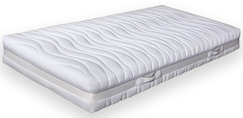OrthoMatra KS 2.0 Betten-ABC® - Luxus-Kaltschaum mit Waterpur®50-Kern und Waterlily®-Duo Auflage