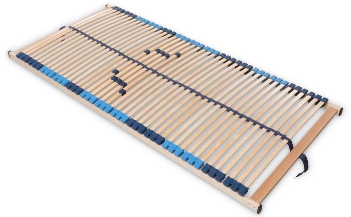 SUPERFLEX NV-MZV 7-Zonen-Montagerost, 42 stabile Federholzleisten mit durchgehenden Holmen