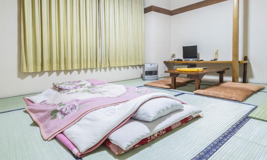 Japanisches Schlafzimmer - Schlafkultur in Asien