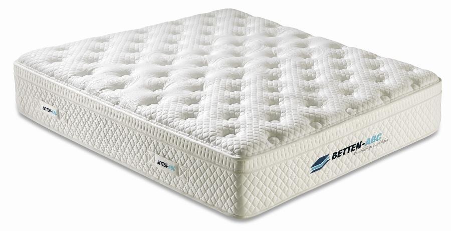 Boxspring-Matratze BOXXI - Der Boxspring-Luxus für herkömmliche Betten mit hochwertigem Gelschaum