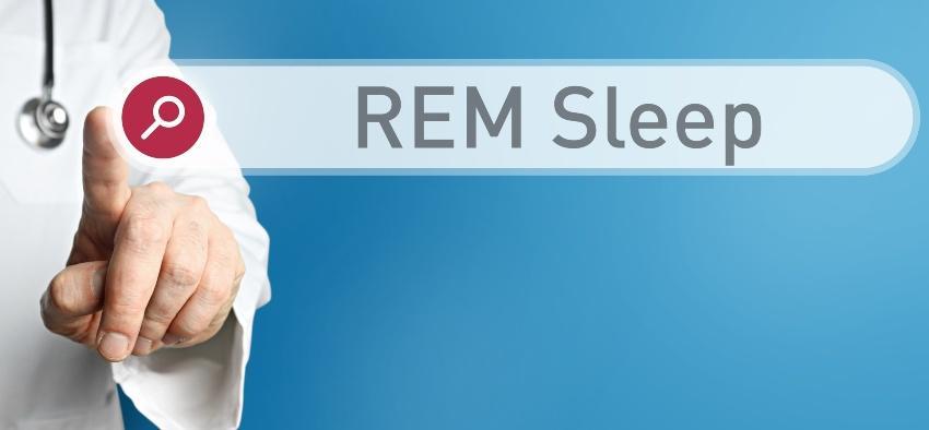 Symbolbild : REM Sleep (REM Schlaf)