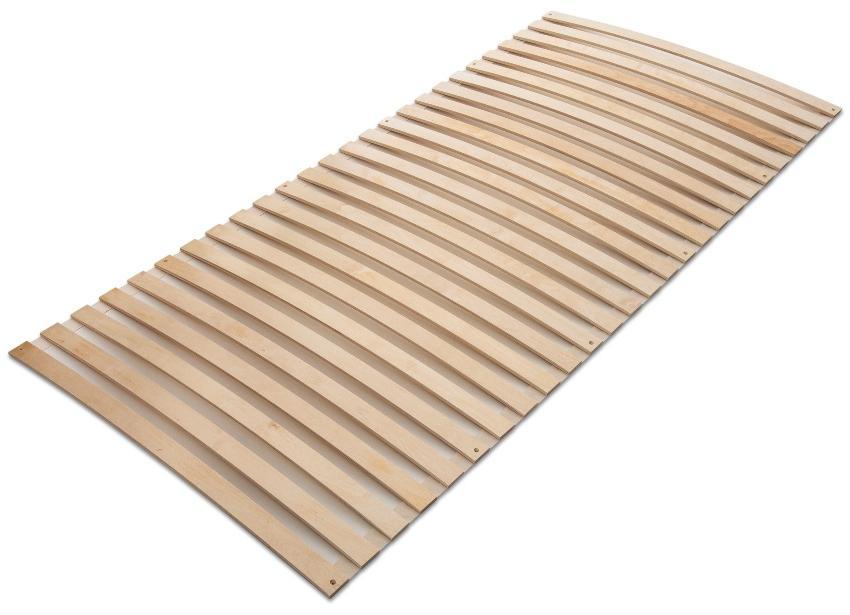 Federleisten Rollrost, extrem stabil, aus Birkenschichtholz